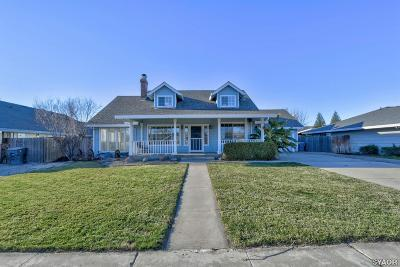 Colusa Single Family Home For Sale: 206 Country Club Drive