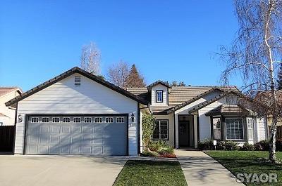 Yuba City Single Family Home Contingent: 1358 Scotten Court