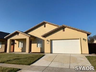 Marysville Single Family Home For Sale: 1665 Oak Park Drive