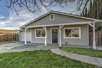 Colusa Single Family Home Pending Bring Backup: 2063 3rd Street