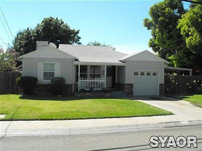 Marysville Single Family Home For Sale: 1410 Covillaud Street