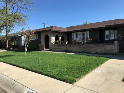 Yuba City Single Family Home For Sale: 1540 Peach Tree Lane