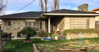 Yuba City CA Single Family Home For Sale: $222,900