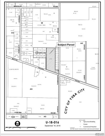 Yuba City Residential Lots & Land For Sale: 4011 Butte House Road