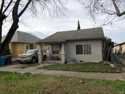 Marysville Multi Family Home For Sale: 1222 I Street