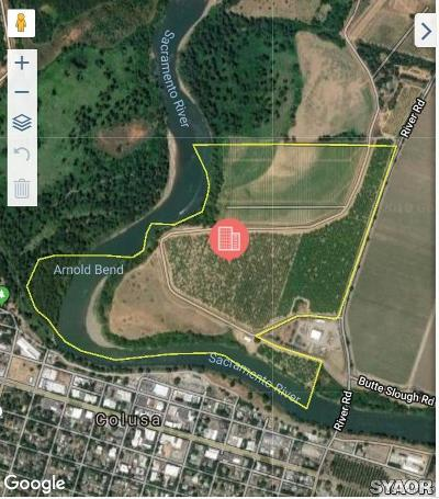 Colusa Residential Lots & Land For Sale: 3353 River Road