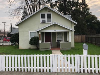 Yuba City Single Family Home Pending Bring Backup: 237 Wilbur Avenue
