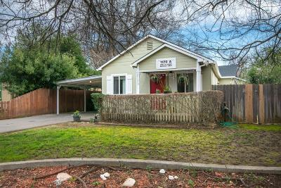 Butte County Single Family Home For Sale: 1170 Hobart Street