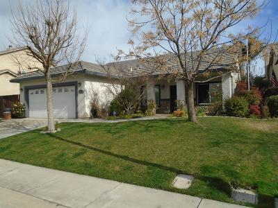 Yuba City Single Family Home For Sale: 1852 Burgandy Drive