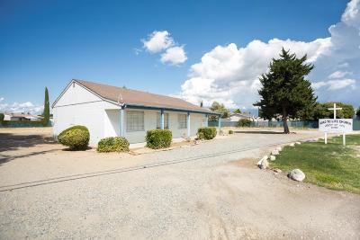 Yuba City Single Family Home For Sale: 1821 Butte House Road