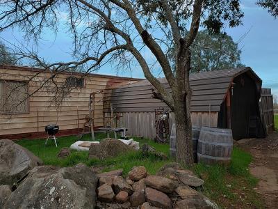 Marysville Single Family Home For Sale: 3671 Iowa City Road