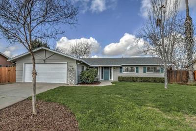 Yuba City Single Family Home Pending Bring Backup: 1207 Crest Drive