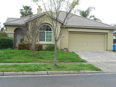 Yuba City Single Family Home For Sale: 2350 Wisconsin Court
