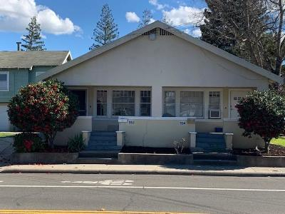 Yuba City Multi Family Home For Sale: 352 Teegarden Avenue