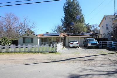 Sutter Single Family Home For Sale: 2529 Maple Street