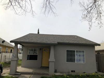 Marysville Single Family Home For Sale: 1222 I Street