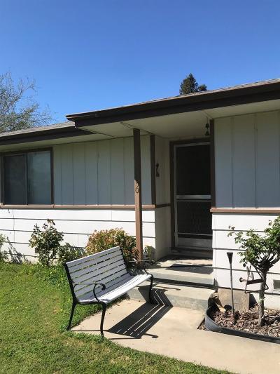 Sutter Single Family Home For Sale: 2450 California Street