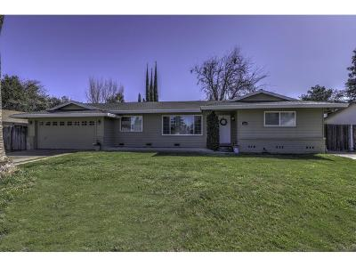 Yuba City Single Family Home For Sale: 1240 Railroad Avenue