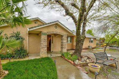 Yuba County Single Family Home Pending Bring Backup: 1120 Murphy Road