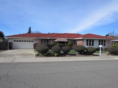 Yuba City Single Family Home For Sale: 1630 Pam Drive