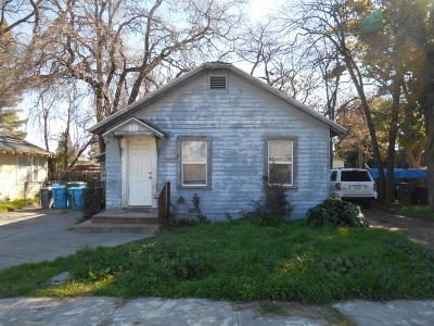 Yuba City Multi Family Home For Sale: 811 Olive Street