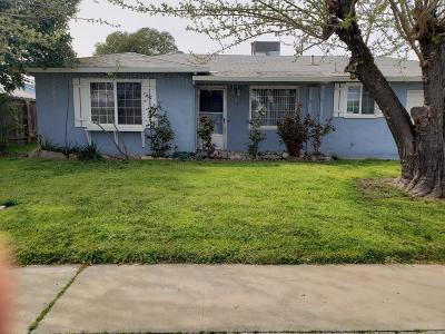 Marysville Single Family Home For Sale: 1510 Covillaud Street