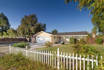 Sutter Single Family Home Pending Bring Backup: 2780 California Street