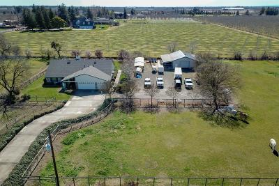 Sutter County Single Family Home For Sale: 1000 Oswald Road #L
