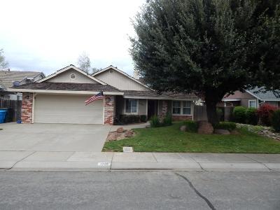 Yuba City Single Family Home For Sale: 1701 Northfield Drive