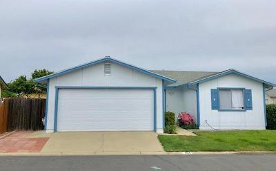 Yuba City Single Family Home Pending Bring Backup: 1450 Whyler Road #53