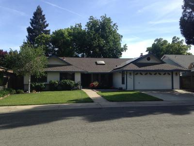 Yuba City Single Family Home For Sale: 1862 Kevin Drive