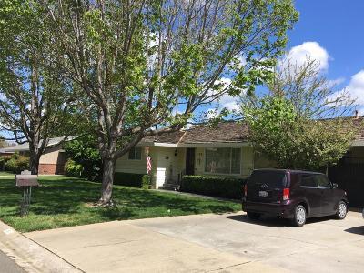 Yuba City Single Family Home For Sale: 1150 Hillcrest Avenue