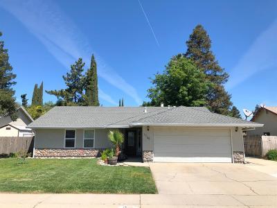 Yuba City Single Family Home For Sale: 1725 Cherry Street