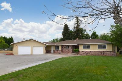 Sutter County Single Family Home For Sale: 2888 Franklin Road
