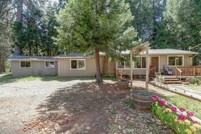 Yuba County Single Family Home For Sale: 10166 La Porte Road