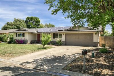 Yuba City Single Family Home Pending Bring Backup: 1947 Romero Street