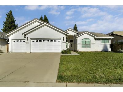 Yuba City Single Family Home Pending Bring Backup: 2013 Ash Court