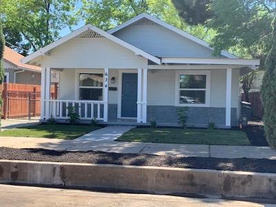 Marysville Single Family Home Pending Bring Backup: 624 12th Street