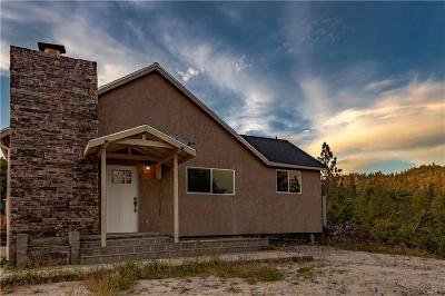 Butte County Single Family Home For Sale: 64 Rocky Point Road
