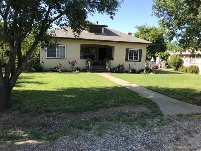 MAXWELL Single Family Home For Sale: 5260 Riordan Road