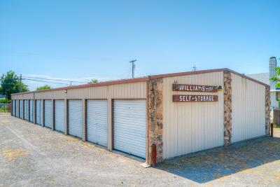 Williams Commercial For Sale: 632 North 7th Street