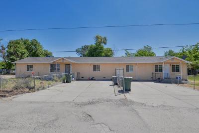 Olivehurst CA Multi Family Home For Sale: $289,000