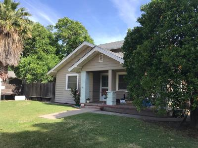 Colusa CA Single Family Home For Sale: $261,000