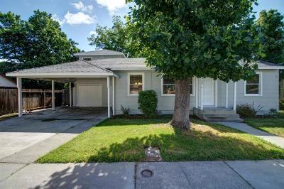 Yuba City Single Family Home For Sale: 609 Hughes Avenue