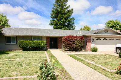 Yuba City Single Family Home For Sale: 1825 Jeffrey Drive