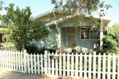 Colusa CA Single Family Home For Sale: $155,000