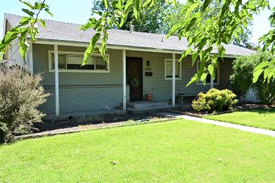 Colusa CA Single Family Home For Sale: $229,900