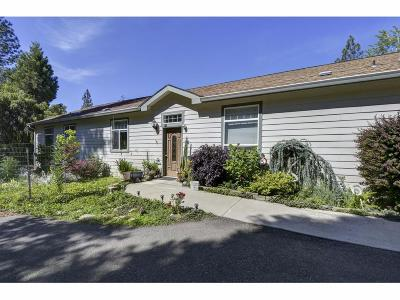 Oregon House, Dobbins Single Family Home Pending Bring Backup: 10815 Chaparral Trail
