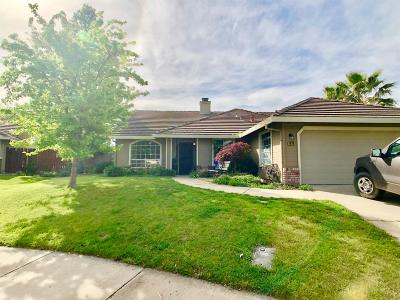 Yuba City Single Family Home For Sale: 1620 Harbor Town Drive