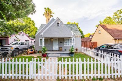 Marysville Single Family Home For Sale: 1311 I Street